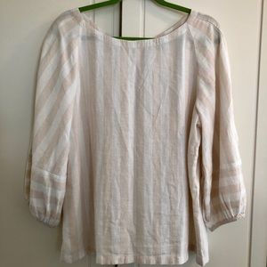 LOFT Top - Size L - super cute!
